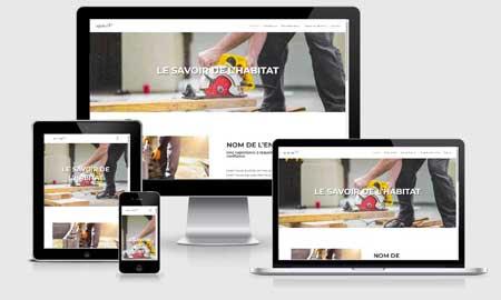 site-web-artisan-macon-porfolio